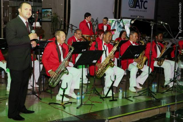 Orquestra Big Band em 2015